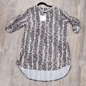 Angela Mara dress/blouse